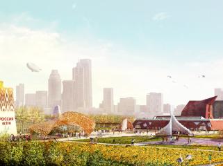 上海世博文化公园