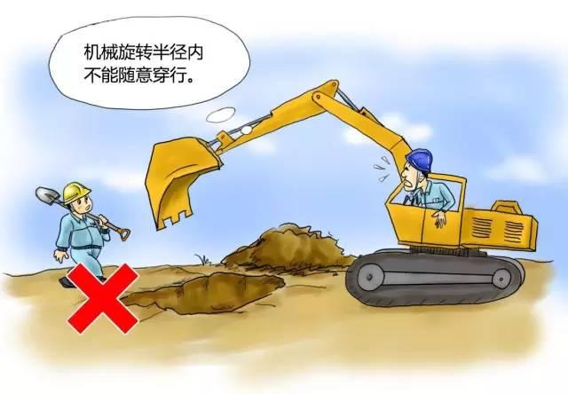 《工程项目施工人员安全指导手册》转给每一位工程人!_13