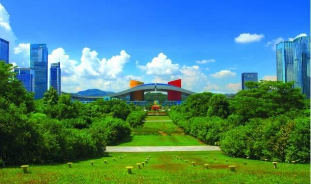深圳构建顶层设计架构引导海绵城市建设2017-09-27鸿业市政