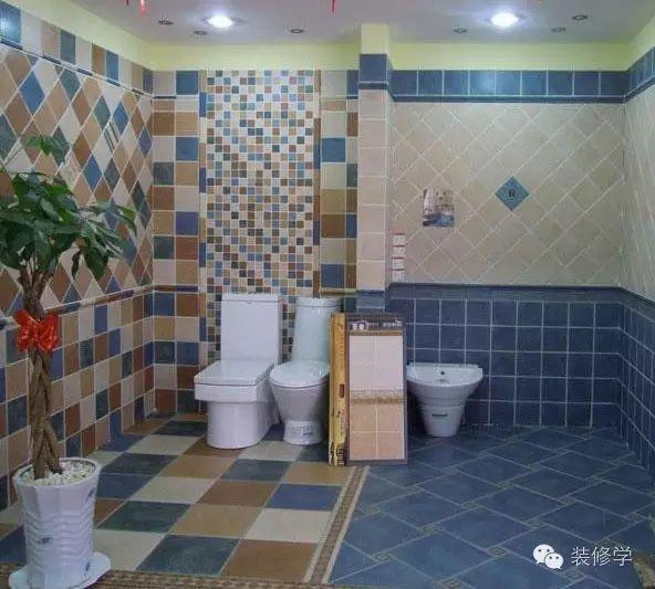 """淋浴区的几个防滑方案介绍,不做""""脚滑""""之人"""