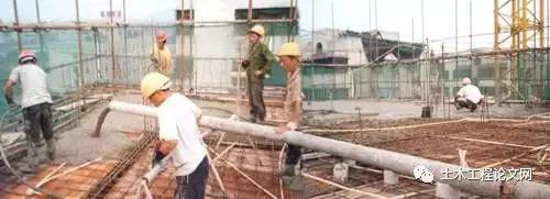 混凝土泵施工,不是所有工程都是用的,有优点也有缺点