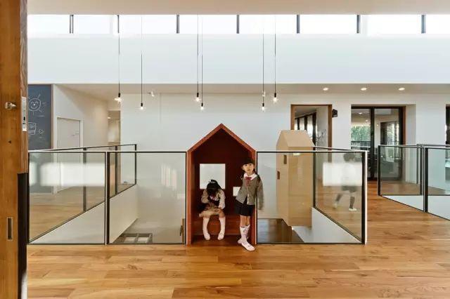 最新日本幼儿园设计案例,值得学习一下!