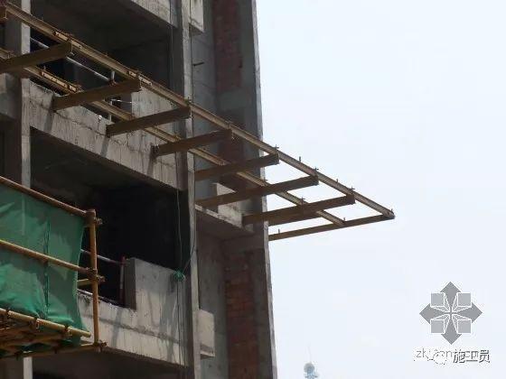 施工外脚手架及安全防护棚专项施工展示!_2