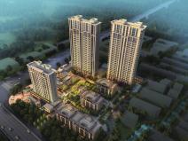 [湖北]朗诗苏州人民路住宅区项目方案设计(新中式风格)