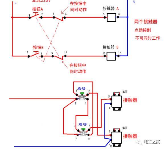 接触器控制电路?这篇文章足矣_14