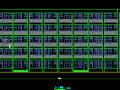 县实验中学教学楼新校区公共教室建筑组团工程建筑施工图