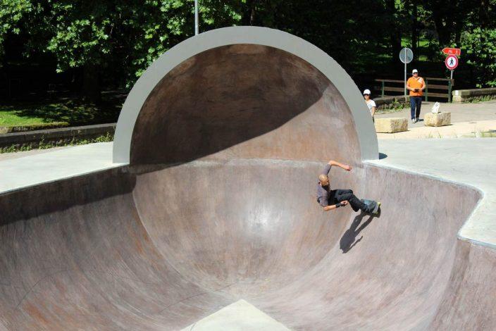 卢森堡滑板公园-28