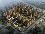 绿地滨河国际D-2D地块建筑设计方案文本