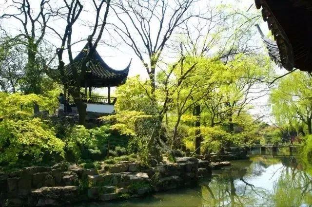 有一种建筑,叫中国古园林建筑系列之苏派园林建筑_12