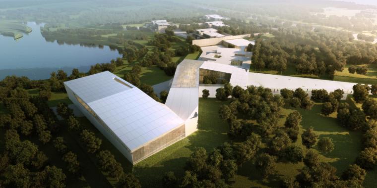 [北京]天安规划展览馆建筑设计案例分享