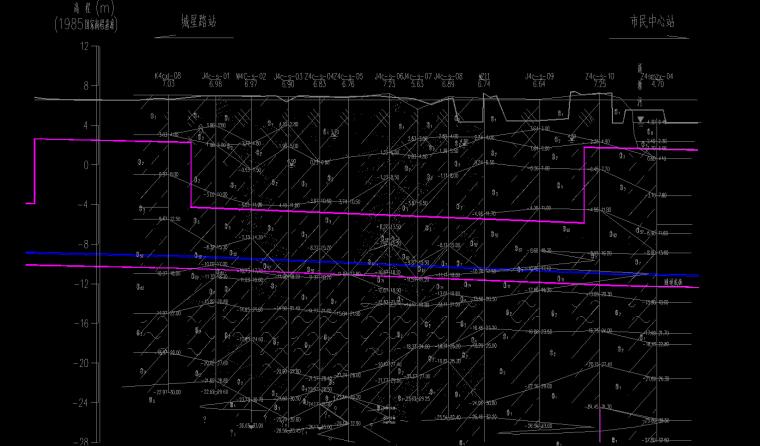 [杭州]地下空间连接工程区间标段施工组织设计(共151页)