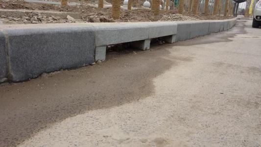 [兰州]榆中站进站道路给排水施工组织方案