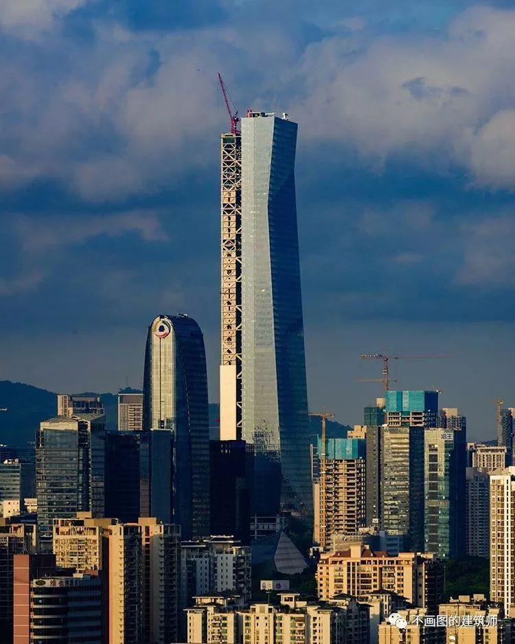 改革开放40年,盘点深圳历史上最重要的10栋超高层_55