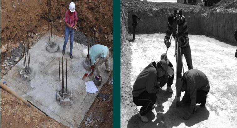 建筑工程砖胎模施工技术交底PPT