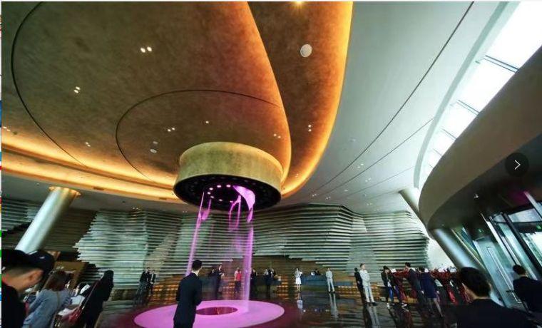 投入20亿的工程奇迹深坑酒店终于开业了,内部设计大曝光!_17