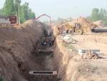 [四川]成都温江绿道建设战备渠段道路工程给排水施工组织方案