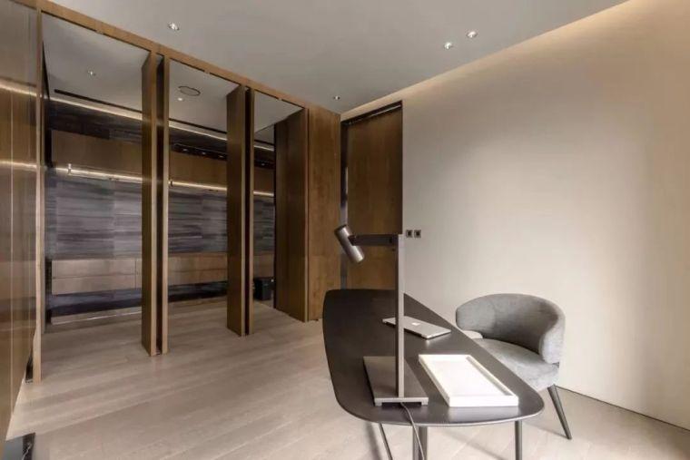 室内设计 130㎡的单身公寓,设计感十足_39