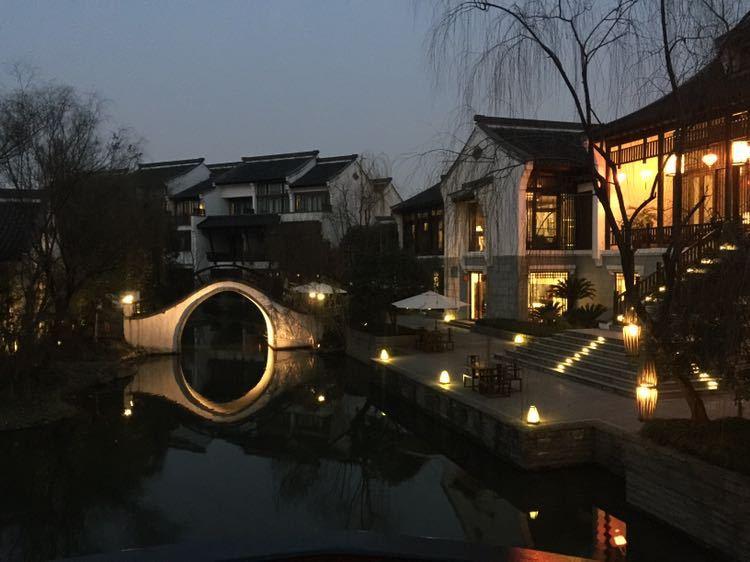 杭州西溪悦榕庄部分实景