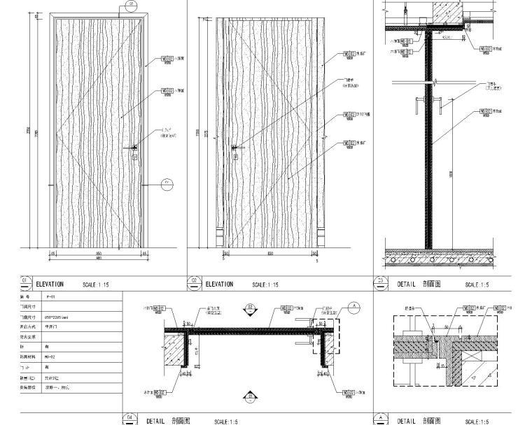 [上海]集艾设计G&A-海珀黄浦4-1中式样板间设计方案含效果图+施工图_10