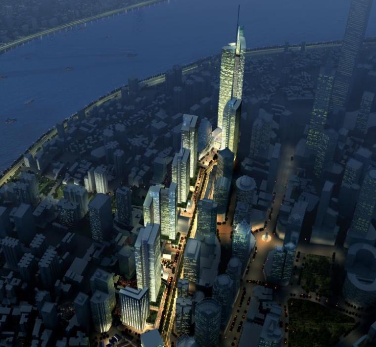 [重庆]KPF解放碑金融商务街区城市规划设计方案文本-微信截图_20181025115923