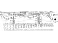 [广州]浮桥CAD全套施工图(电气+给排水+水工+总图)