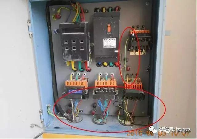 总结的太好了!建筑施工现场临时用电常见隐患、错误做法都在这呢_16