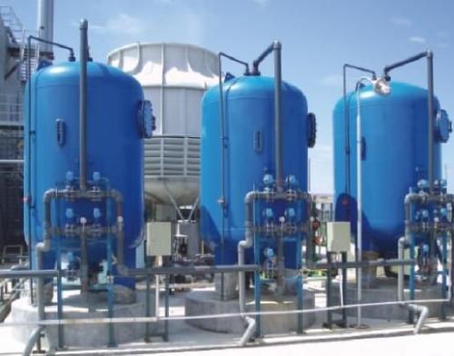 给排水工程案例之中水处理操作工艺