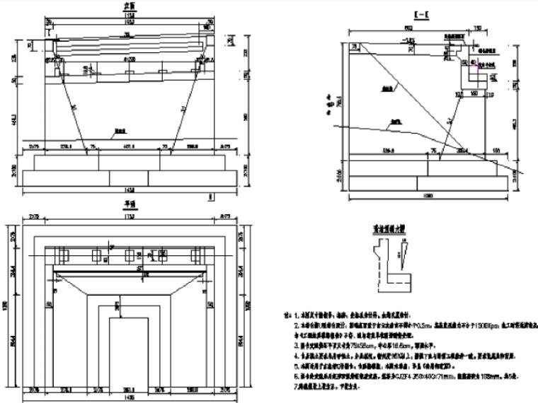 U型桥台扩大基础技术交底资料下载-[贵州]大跨度连续刚构桥桥台施工技术方案