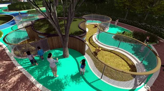 你需要知道的幼儿园景观设计法宝,责任大于天!_37