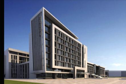 神华集团黄骅港企业联合办公楼暖通空调通风施工方案
