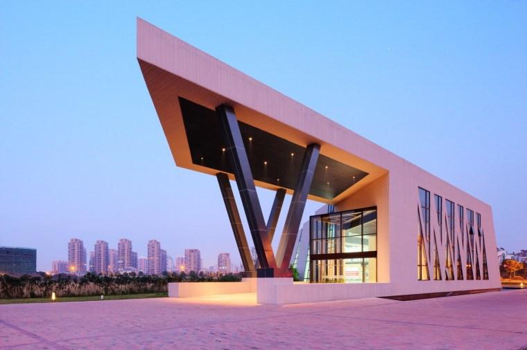北科建嘉兴创新园展示中心