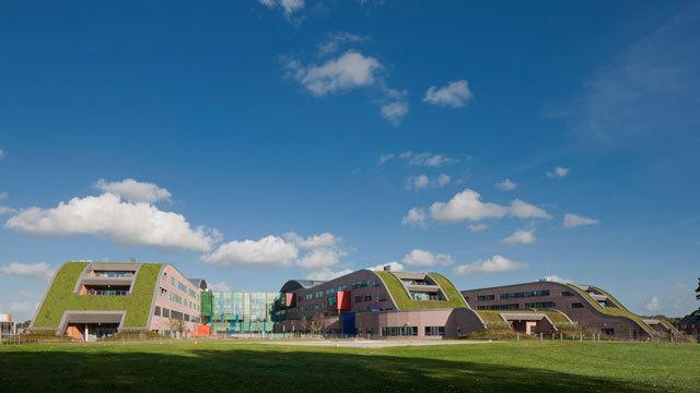 英国利物浦AlderHey儿童医院-1-英国利物浦Alder Hey儿童医院第1张图片