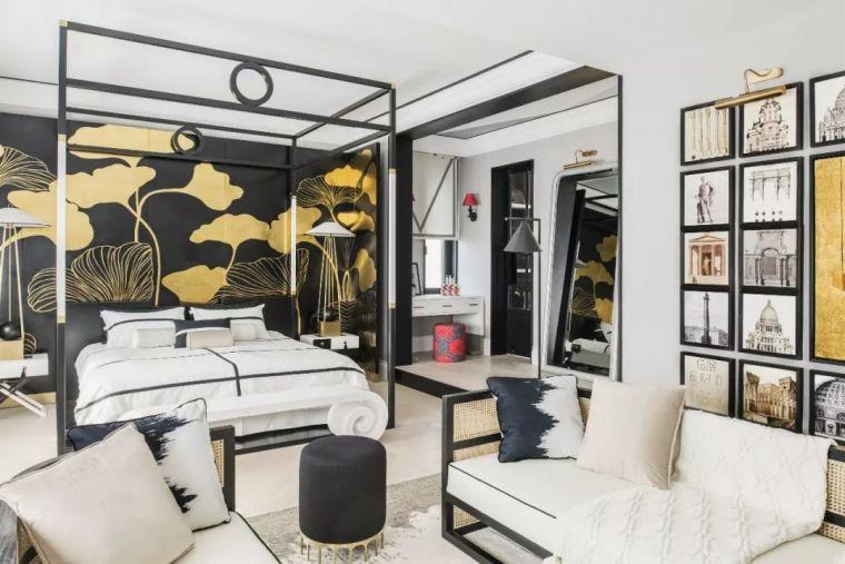 跃层都市公寓融入4种风格后,竟然如此惊艳!_18