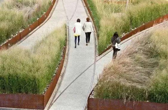 """园林路径设计的那些""""套路""""!_6"""