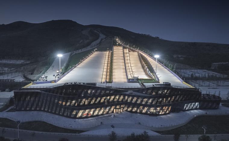 山东云门山四季滑雪场