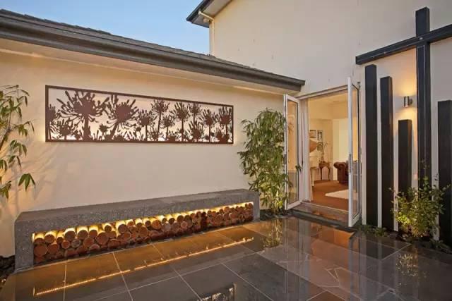 赶紧收藏!21个最美现代风格庭院设计案例_157