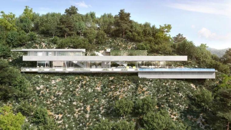 1500m²大别墅,极简大师这样打造,美竟如此纯粹!_63