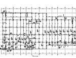 2层报告厅框架剪力墙结构施工图(CAD、22张)