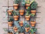让小庭院和阳台成为垂直精致小花园的8种方法