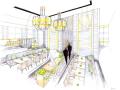 AFSO傅厚民--香港瑞吉酒店餐厅酒吧设计方案原版PPT+高清JPG  89P