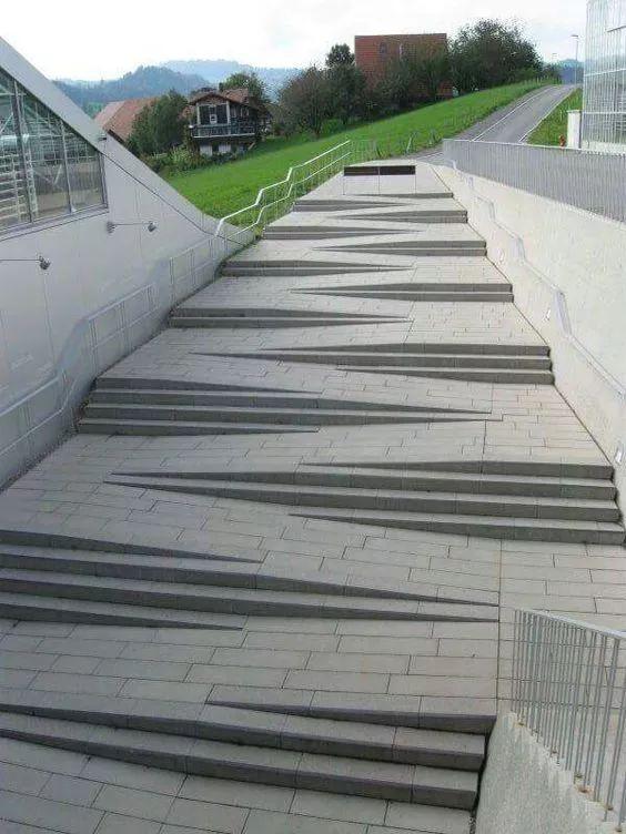 哇,原来台阶可以设计成这样!_6