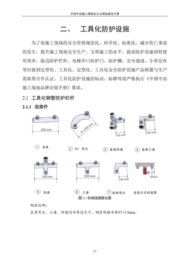 施工现场安全文明标准化手册(建议收藏!!!)_17