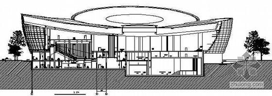 某艺术中心二区施工图2
