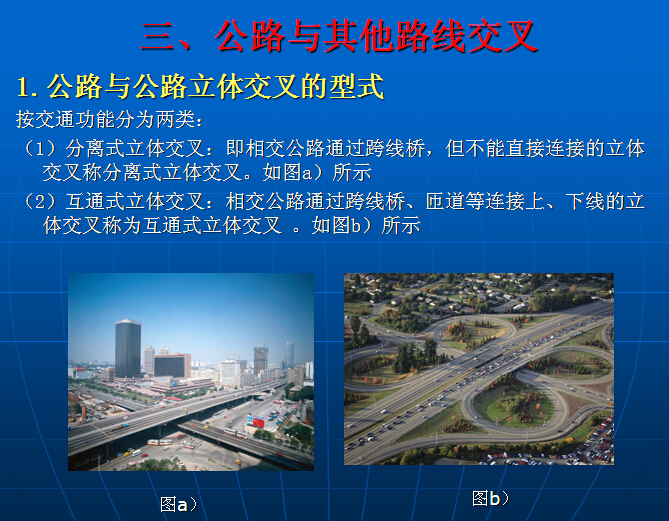 公路勘测设计 课件284页PPT