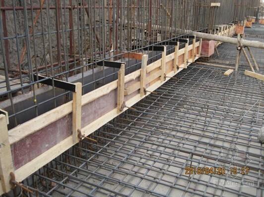 [天津]框架剪力墙结构住宅工程模板工程施工方案(附图)