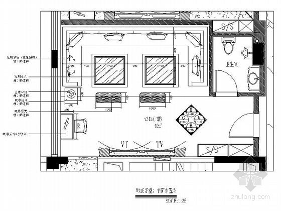 [福建]国际豪华音乐会所包厢装修图(含效果)