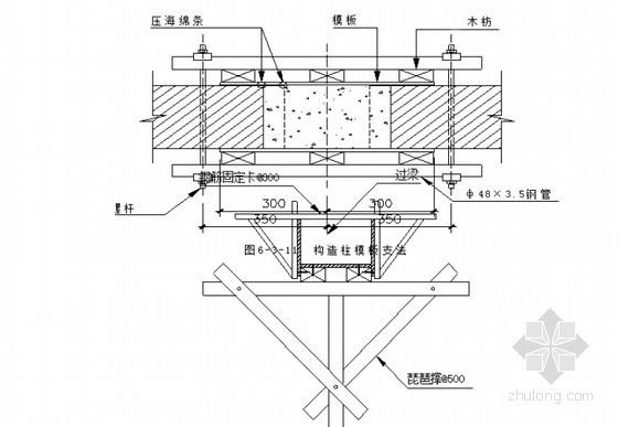 [湖南]复杂条件下功能地下空间施工组织设计(含土建、安装、机电)