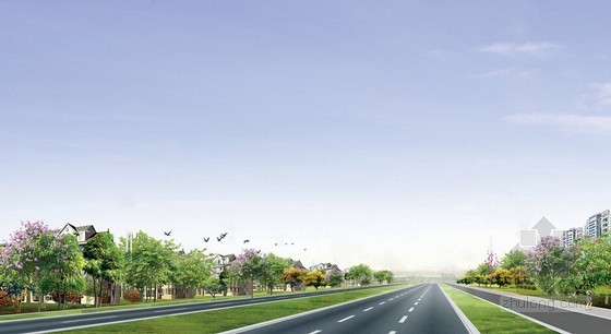 2011版公路工程标准勘察设计招标文件范本(61页)