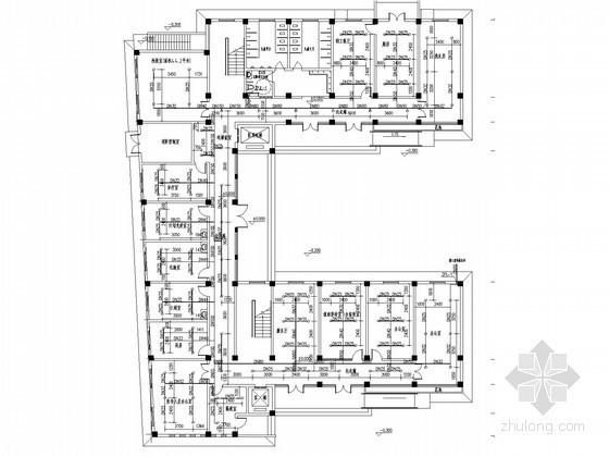 [安徽]儿童福利院给排水消防施工图