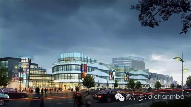 一文彻底明白:商业综合体建筑规划设计要点!_19